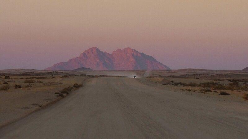 Erongo Gebirge & Spitzkoppe © Diamir