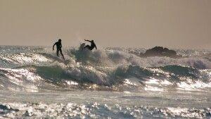 Surfen an der Garden Route