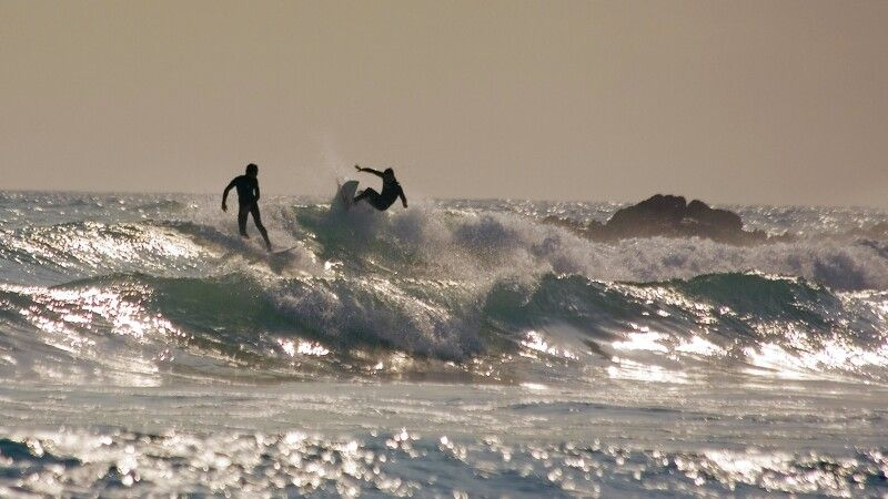 Surfen an der Garden Route © Diamir