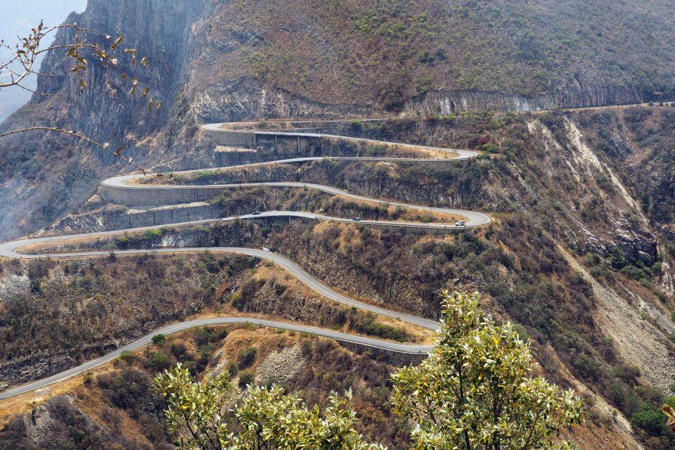 Landschaft Serra de Lebe