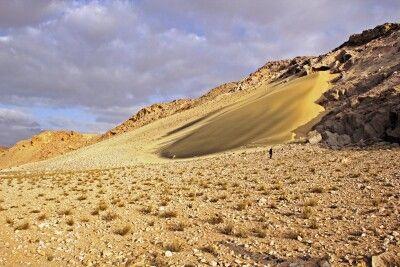 Dünenlandschaft vor Maydh