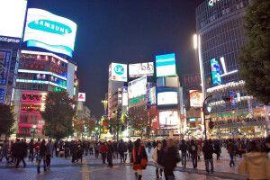 Tokio – Shibuya