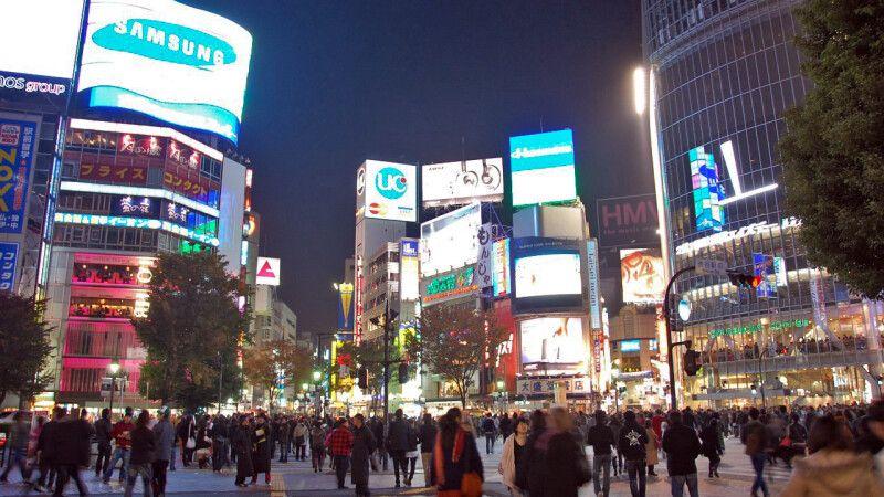Tokio – Shibuya © Diamir