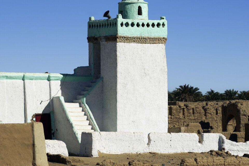 nubische Moschee