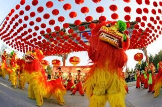 Fest in Peking