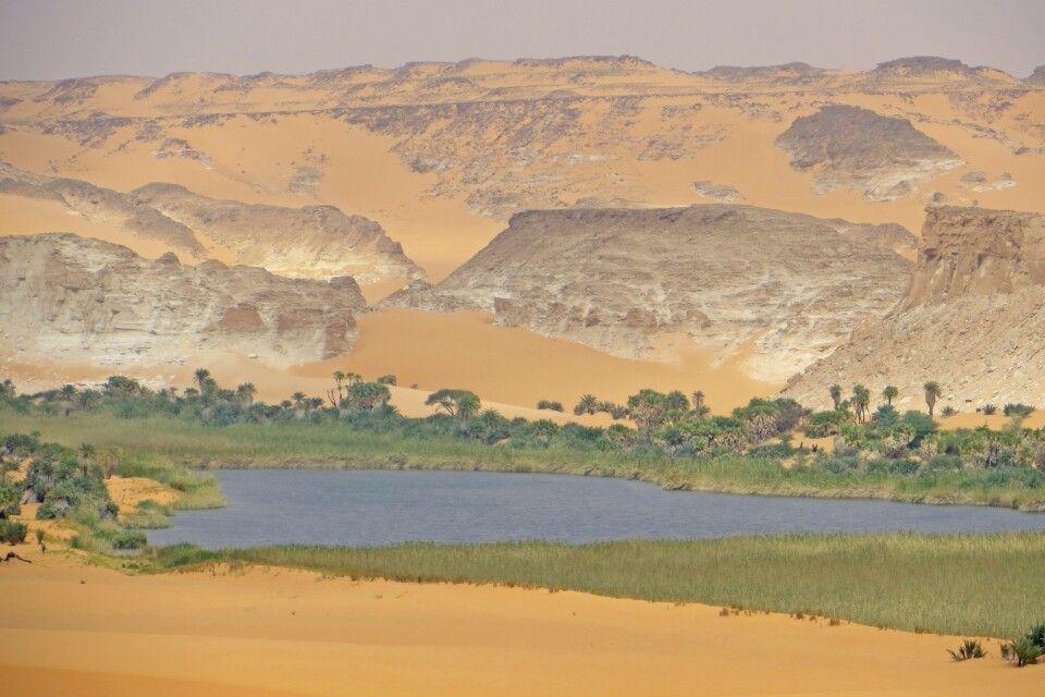 Landschaft im Ennedi
