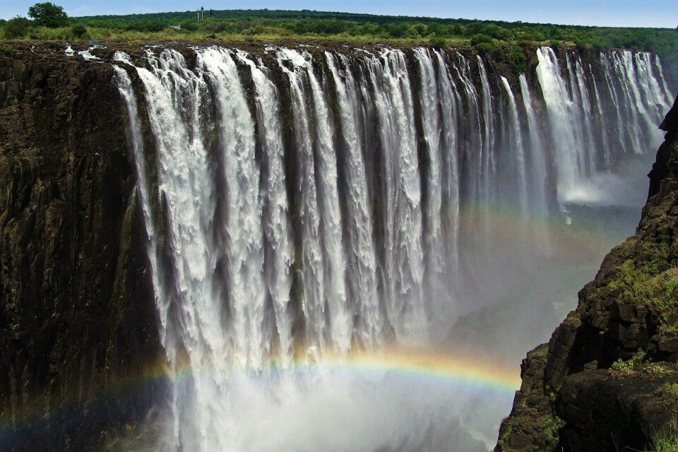 Victoriafälle, Simbabwe, Victoria Falls