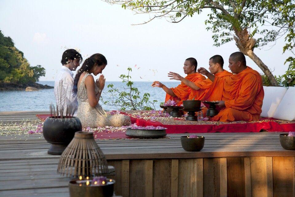 Song Saa Private Island – Hochzeit