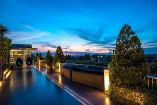 FM7 Resort Hotel - Dachgarten