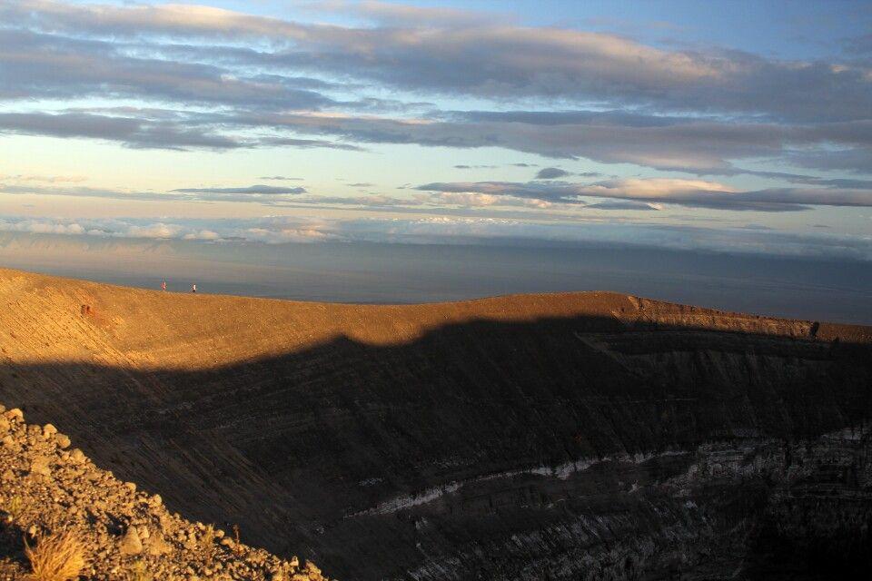 Krater des Ol Doinyo Lengai