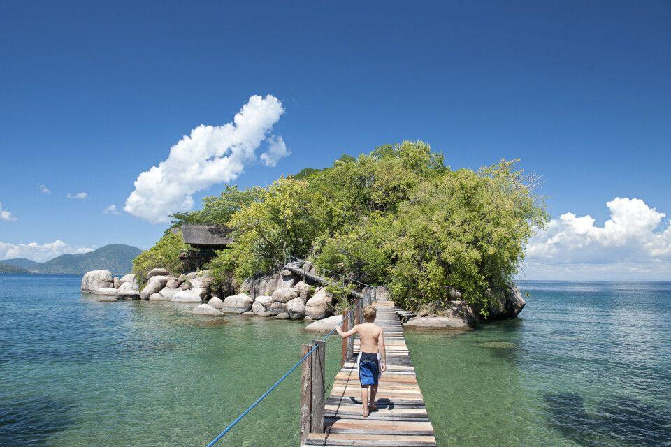 Malawi-See, Mumbo Island