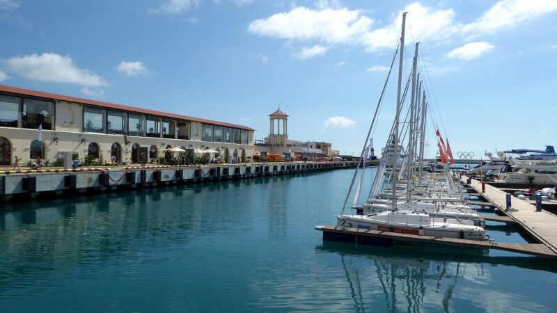 Hafen von Sotschi © Diamir