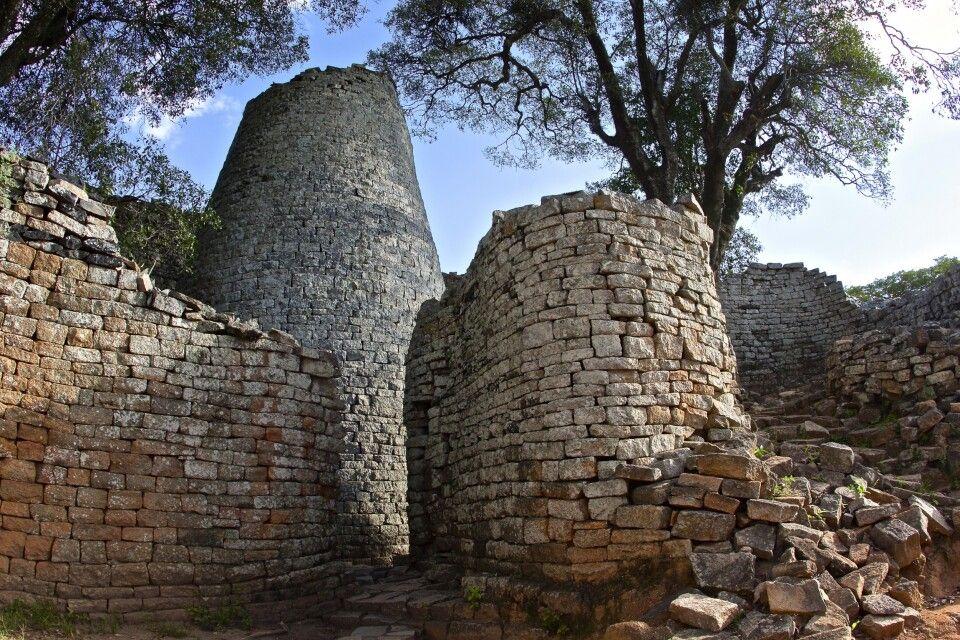 Groß-Simbabwe-Ruinen, Simbabwe