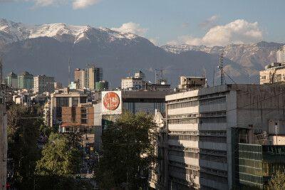 Teherans Hausberge