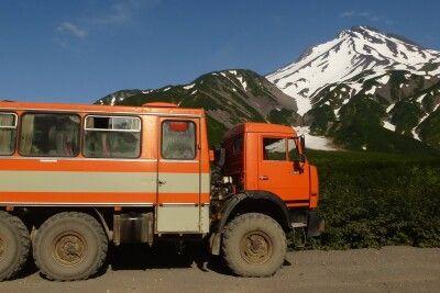 Geländegängiges Fahrzeug Kamaz