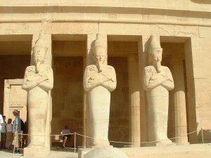 Tempel der Königin Hatschepsut