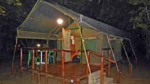 Letaba Restcamp (permanentes Hauszelt)