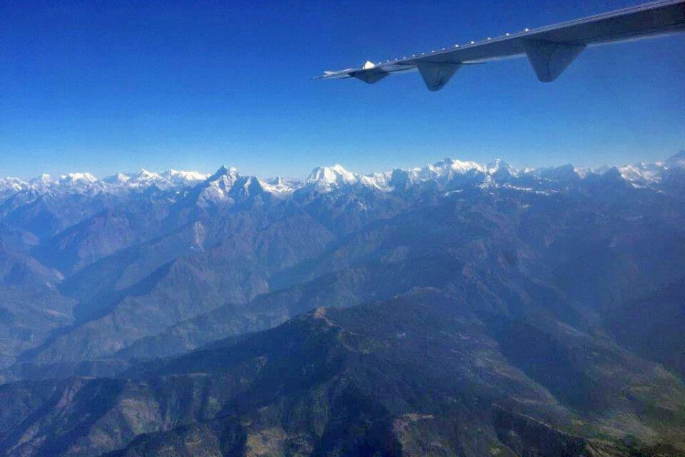 Nepal – Mountainflight