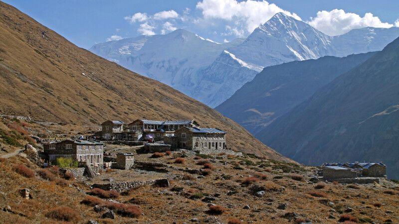 Auf dem Weg nach Chuli Ledar © Diamir