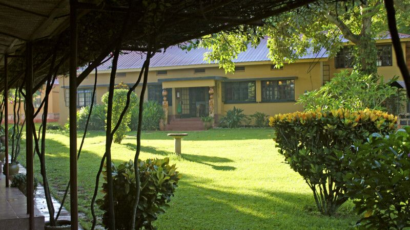 Entebbe Airport Guesthouse © Diamir