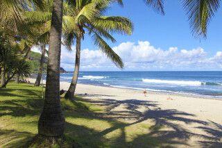 Strand von Grand Anse