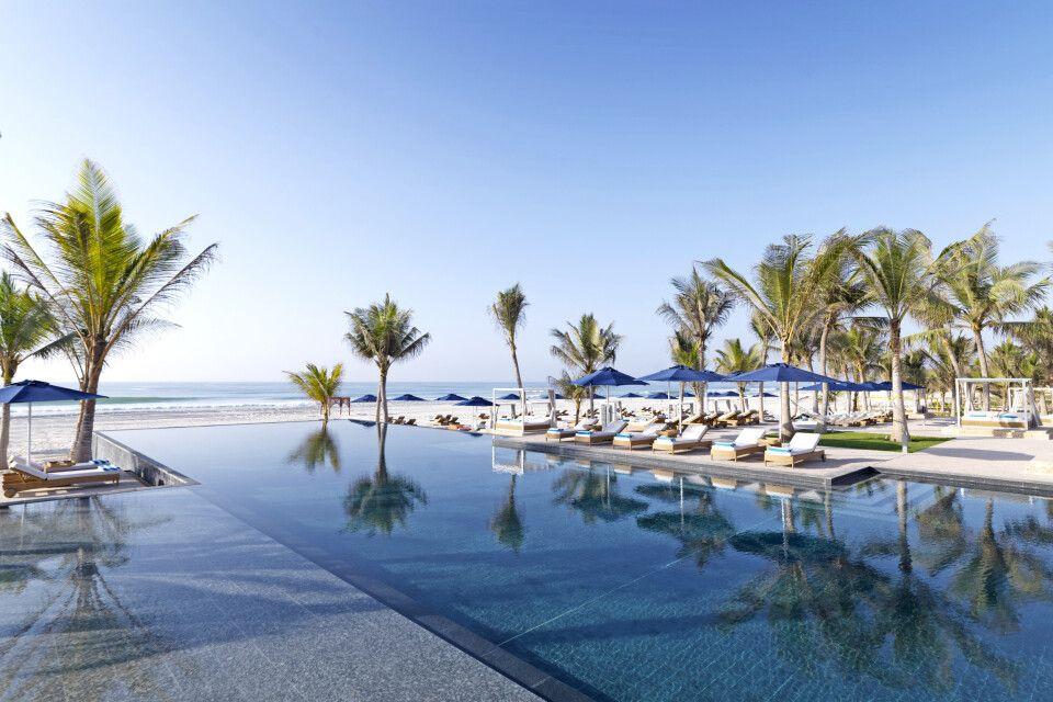 Al Baleed Resort Salalah By Anantara_Infinty Pool