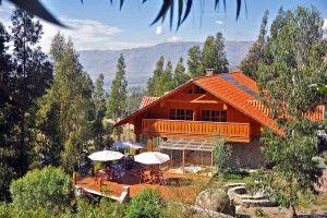 Berghotel Carolina in Cochabamba