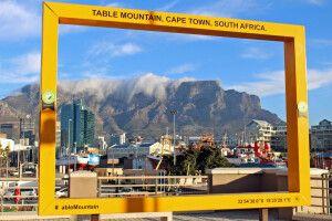 Der Tafelberg in bestem Fotolicht