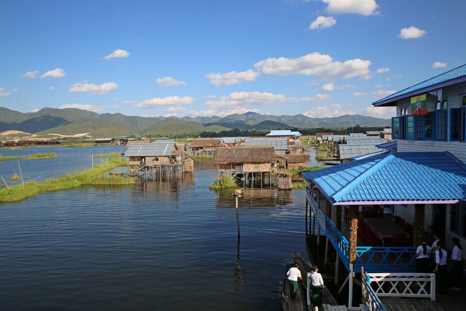Im Dorf Nan Pan am Inle-See