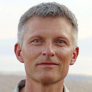 Reiseleiter Joachim Seeländer-Jacobsen
