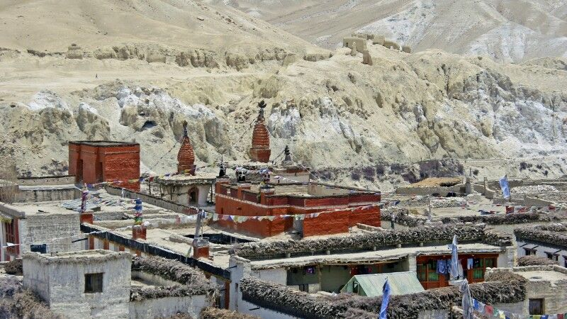 Lo Manthang © Diamir