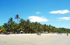 Costa Rica - Strand von Sámara