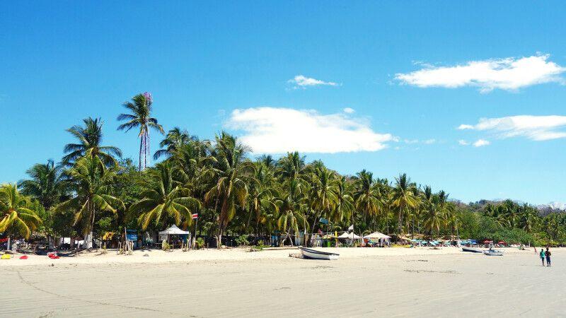Costa Rica – Strand von Sámara © Diamir