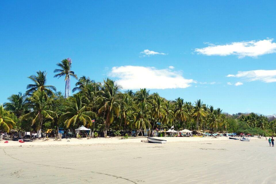 Costa Rica – Strand von Sámara