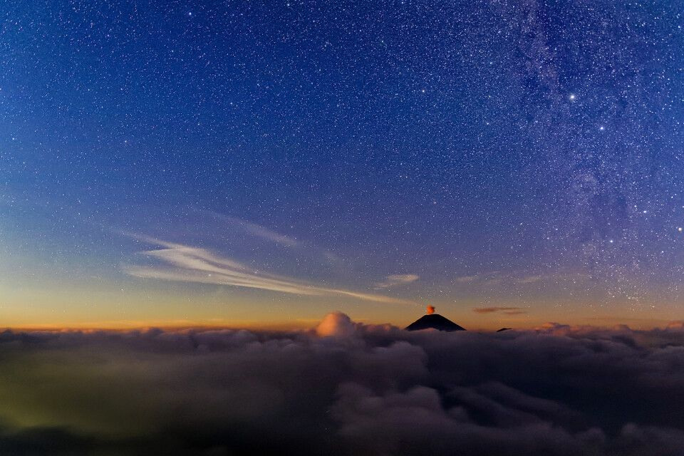 Mt. Semeru