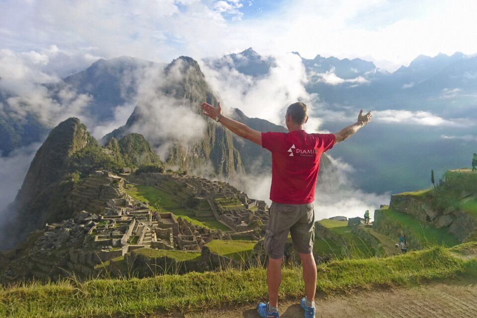 Trekking zu Machu Picchu