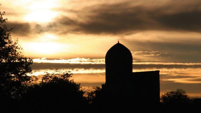 Samarkand im Abendlicht © Diamir