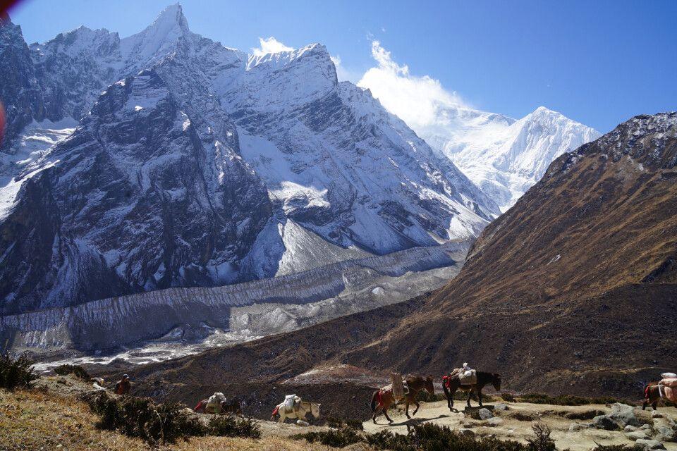 Manaslu - Weg nach Tibet