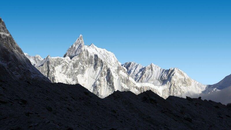 Bergpanorama von Bimthang © Diamir
