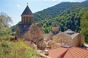 Kloster Haghartsin Provinz Tawusch