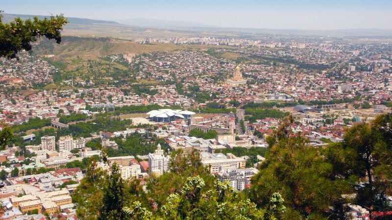 Tiflis © Diamir