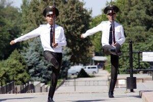 Wachablösung Bishkek