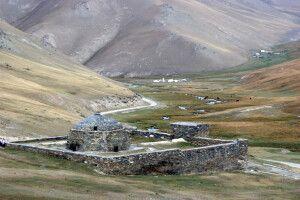 Tash Rabat Karawanserei in Kirgistan