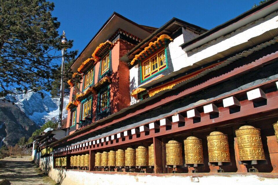 Kloster in Namche Bazar