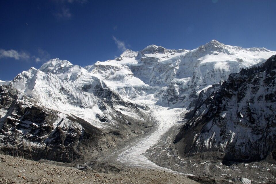 Kanchenjunga (8586 m)