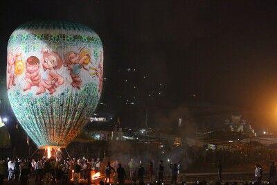 Taunggyi-Ballonfestival
