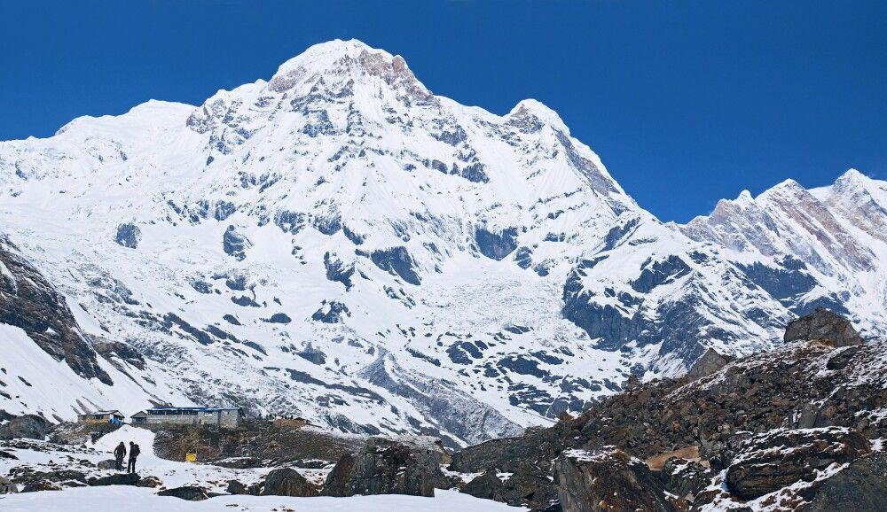 Annapurna-Basislager (4130 m)