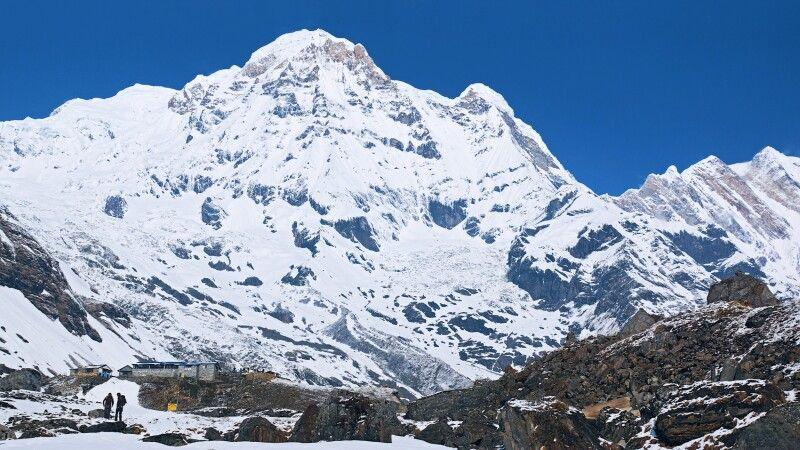 Annapurna-Basislager (4130 m) © Diamir