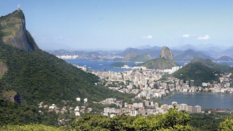Blick auf Rio de Janeiro © Diamir