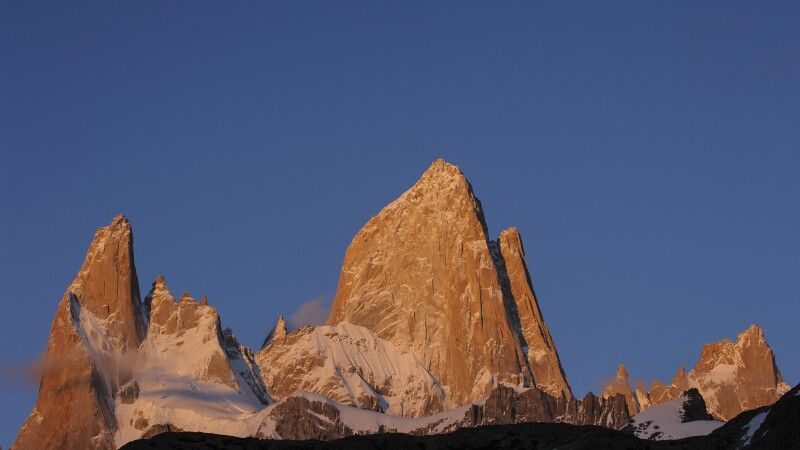 Cerro Fitz Roy im Nationalpark Los Glaciares © Diamir